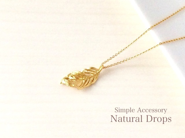 Feather Necklace・・・419