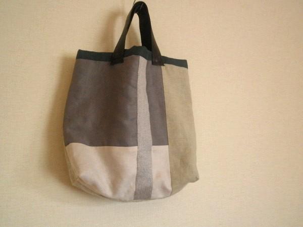 itoiro bag (beige gray)