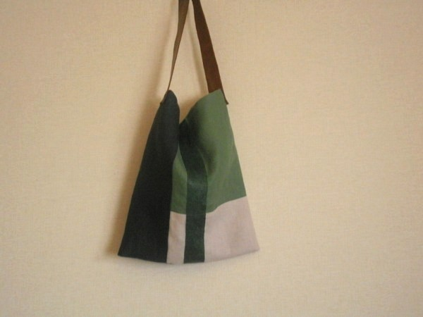 itoiro bag (green)
