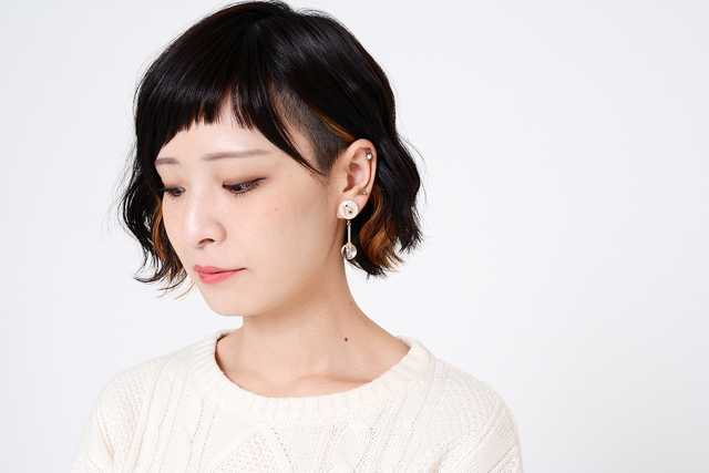 fashion(ピアス/レジンアクセサリー)