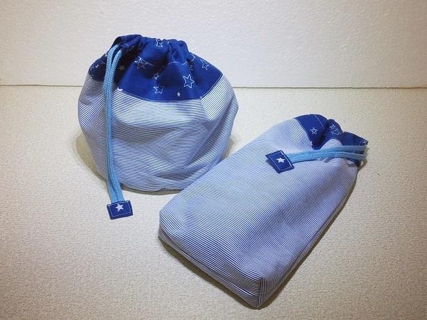 コップ・箸(スプーンと箸セット)袋 ...