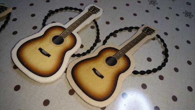 ぬいぐるみ用ギター