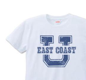 【再販】ユニバーシティー S〜XL  Tシャツ【受注生産品】