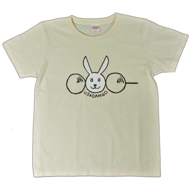 新うさだんごTシャツ レディース(S...