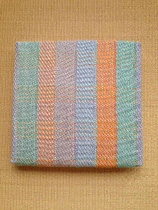 正方形ミニ座布団