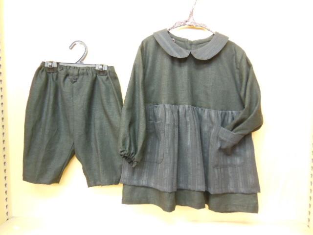 服作り30年のきみさんが作った麻レーヨ...