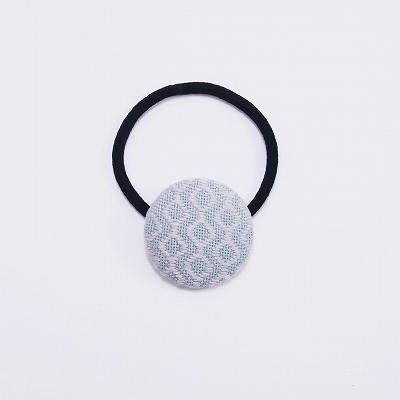 【NEW】こぎんヘアゴム 【真珠・鎖】