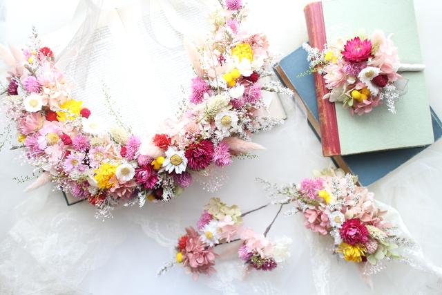 bride  オーダーサンプル [ブーケ×リ...