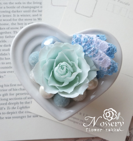 Blue sugar rose(P051)