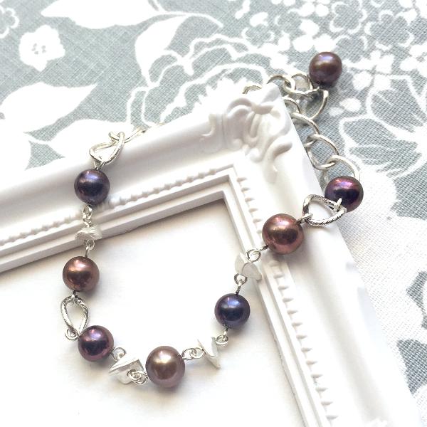 アルモニア(紫とブラウンパールのブレ...