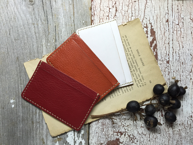 passcase・cardcase (red)