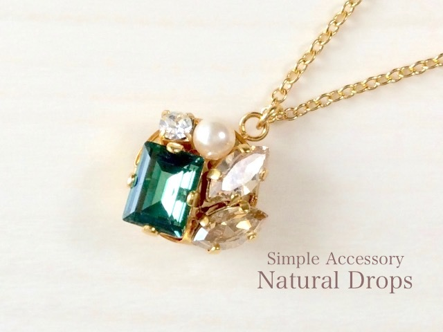 Classic Green Necklace・・・420