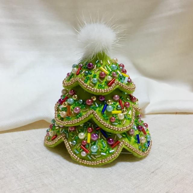 色とりどりのデコレーションクリスマス...