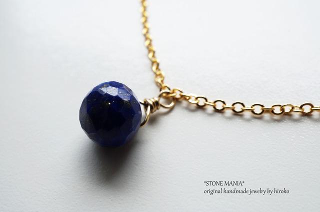 ?amulet?bracelet?宝石質ラピスラズリ?