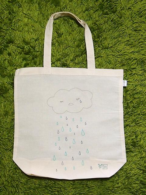 雨エコバッグ