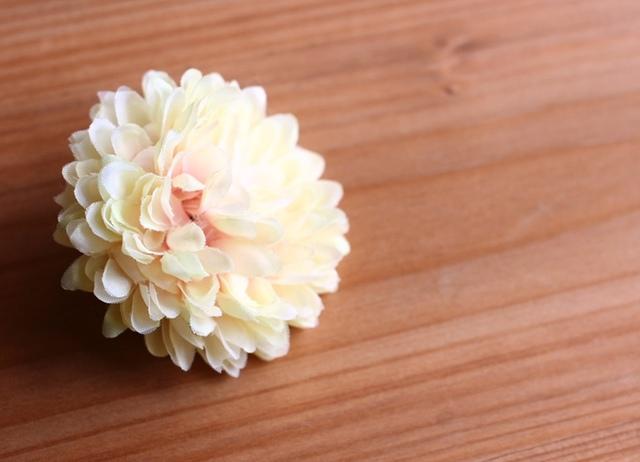 mini corsage / マム:イエロー系