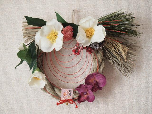 sawa-ya ~ お正月飾り・しめ縄・白椿と...