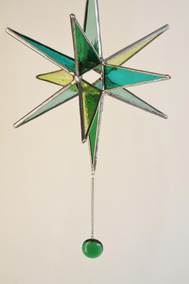 Green shining star 揺れるナギット