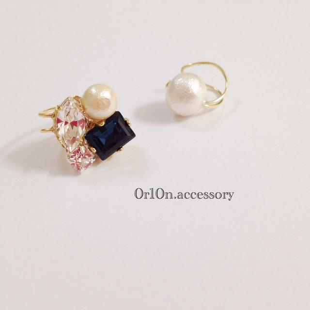 bijou&pearl earcuff.【no/3】