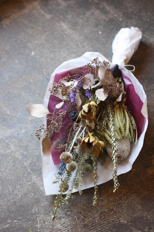 Driedflower Bouquet-8