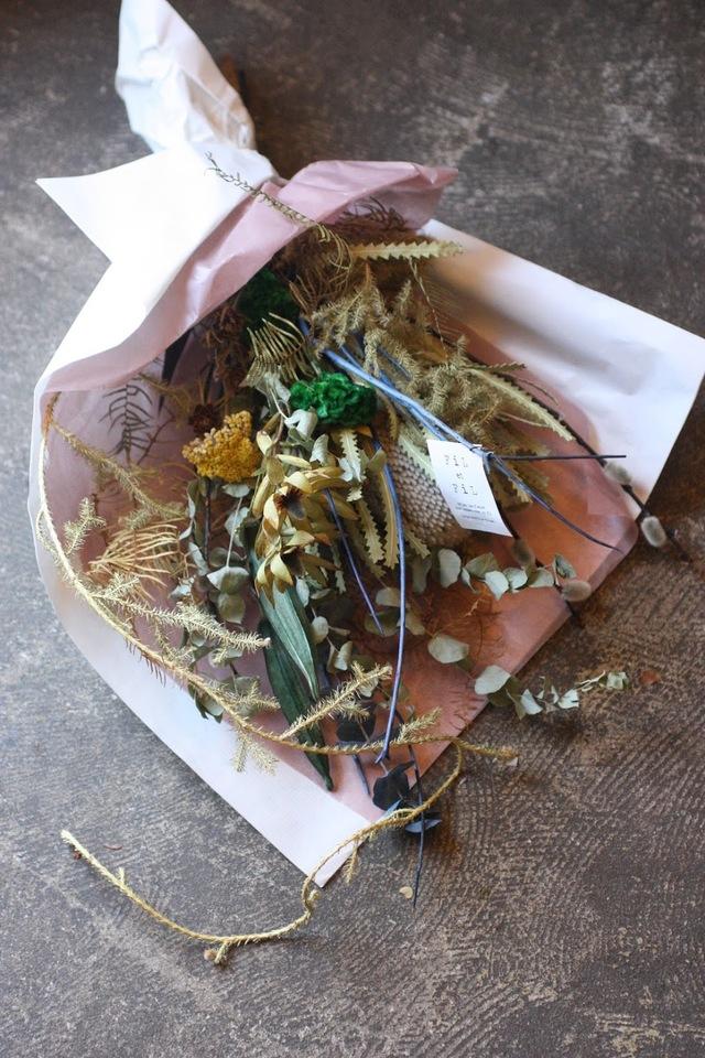Driedflower Bouquet-7