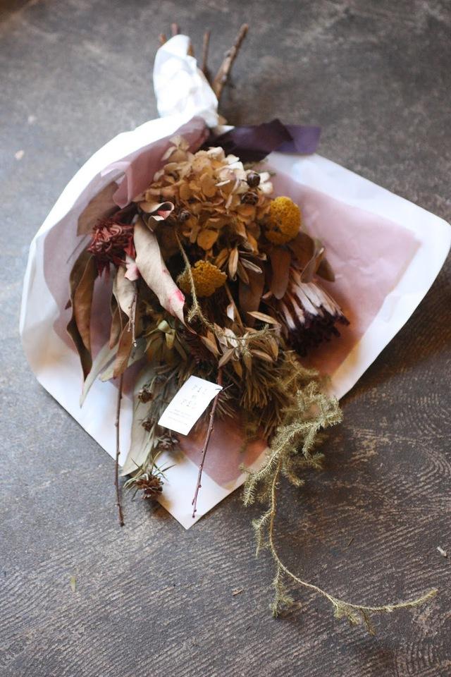 Driedflower Bouquet-4