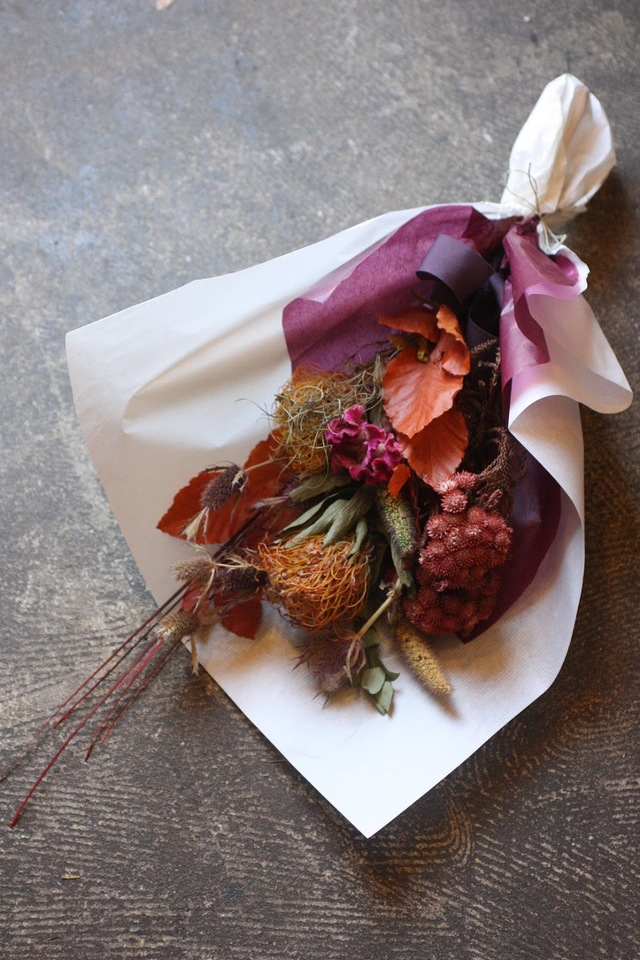 Driedflower Bouquet-3
