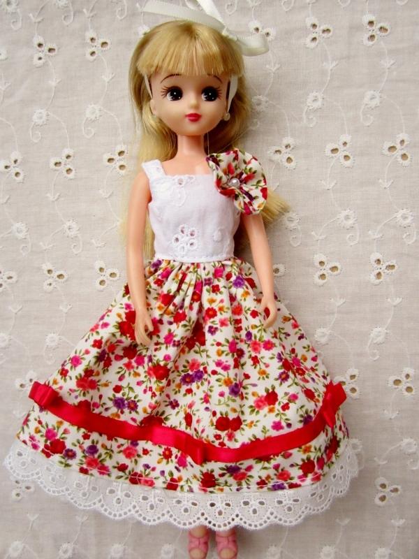 りかちゃん「ドレス」