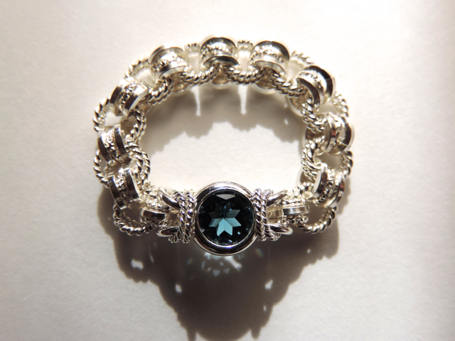 『 Beautiful ocean 』Ring by SV925