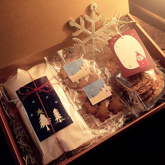 プレゼント付き! クリスマスギフトセット