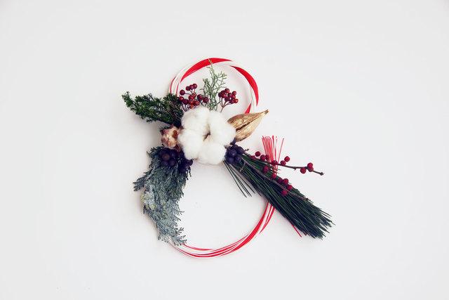 華やぎのお正月飾り_17++&
