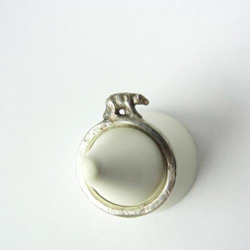 ホッキョクのリング(シロクマ)