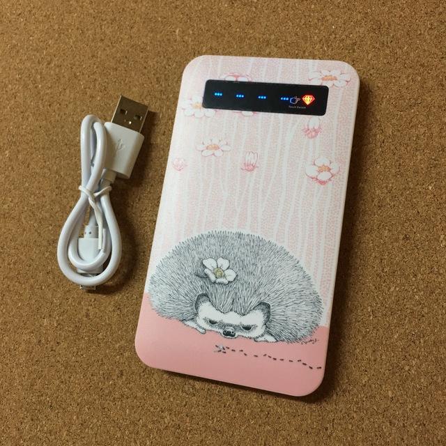 モバイルバッテリー『fushu!』