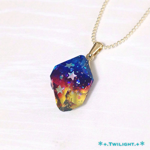 「*+.Space jewelry+*」ネックレスver02