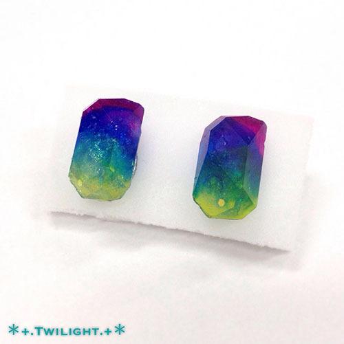 「*+.Space jewelry+*」ピアスver01