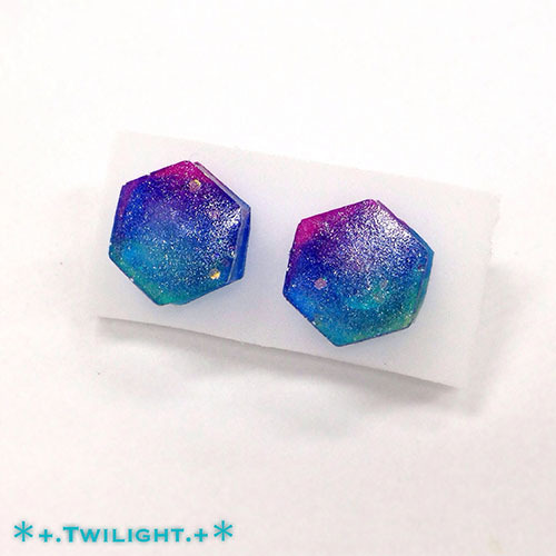 「*+.Space jewelry+*」ピアスver02