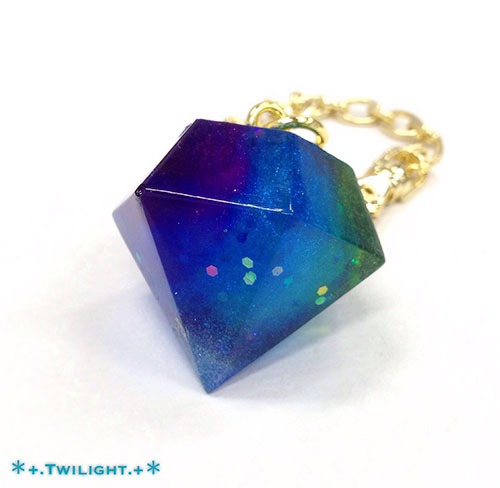 「*+.Space jewelry+*」バッグチャームver01