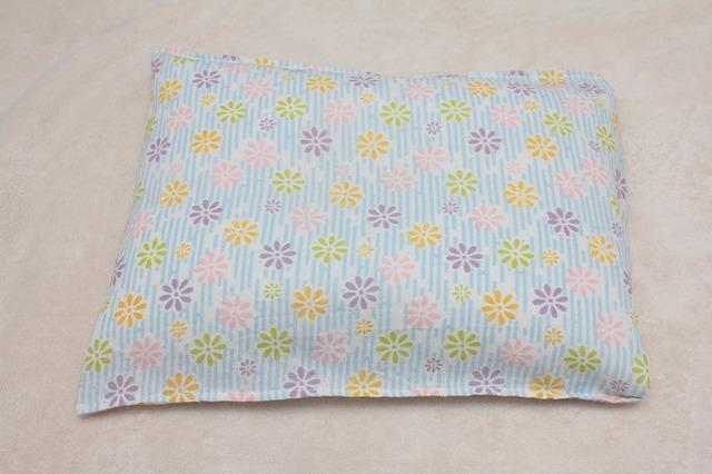 再販☆子供用枕カバー 花柄