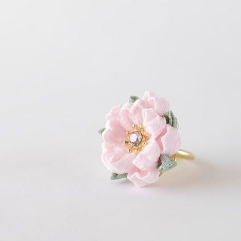 桜の花の指輪 -桜色- ☆卒業式☆和...