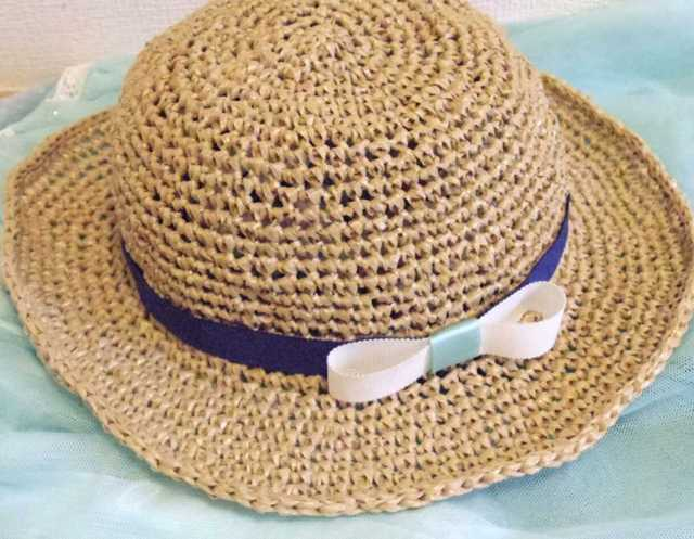 ��ͤ�watercolor summerhat