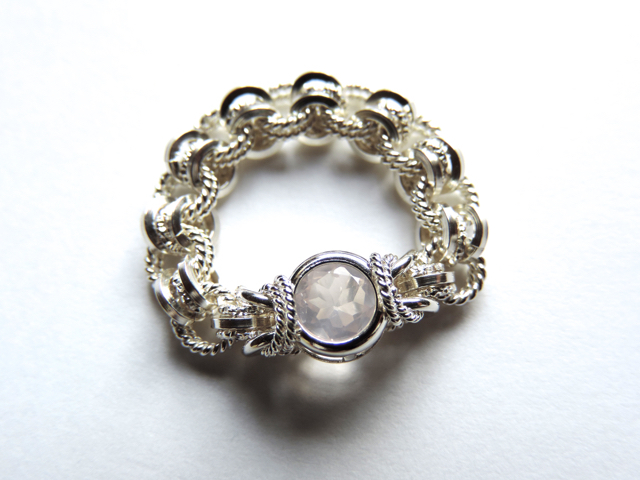 『 Soft heart ( all ) 』Ring by SV925