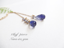 *残り1点*14kgf iolite pierce