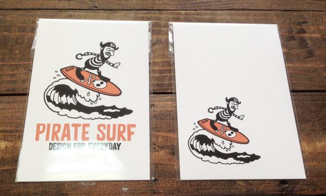 海賊〜SURF〜 2柄1セット【受注生産品】