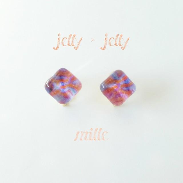 jelly × jelly~blue mix~