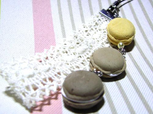 macaron strap