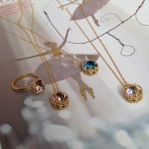 宝石箱シリーズ ネックレス