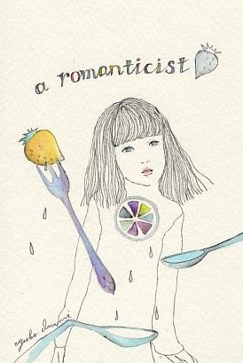 原画 a romanticist
