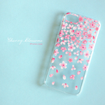 iPhone スマホケース 【Cherry Blossoms】