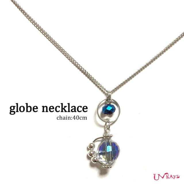 Ukatz NO.508 globeネックレス