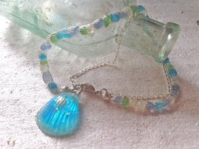 Seashore Mermaid Bracelet